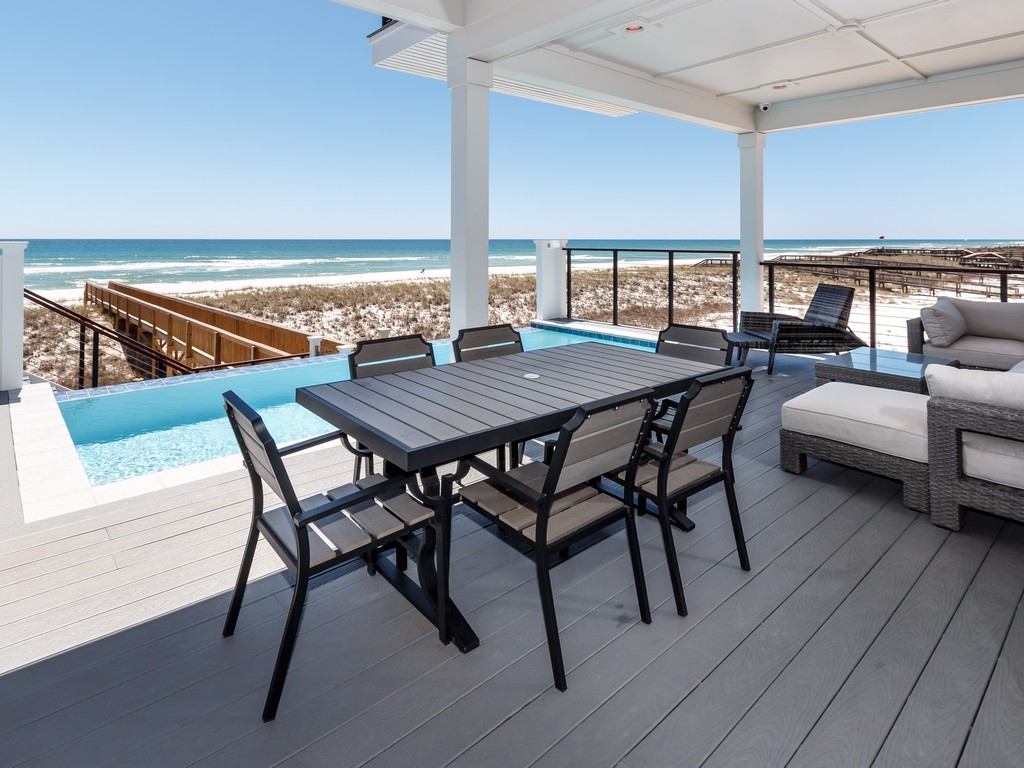 Here At Last House/Cottage rental in Navarre Beach House Rentals in Navarre Florida - #5
