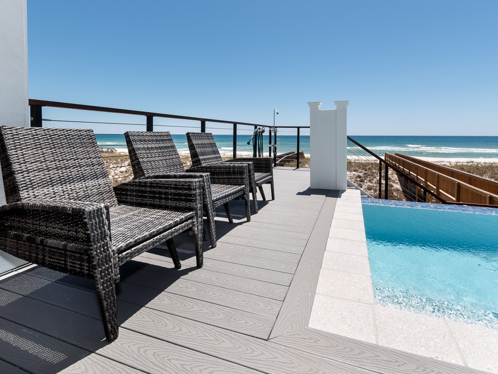 Here At Last House/Cottage rental in Navarre Beach House Rentals in Navarre Florida - #44