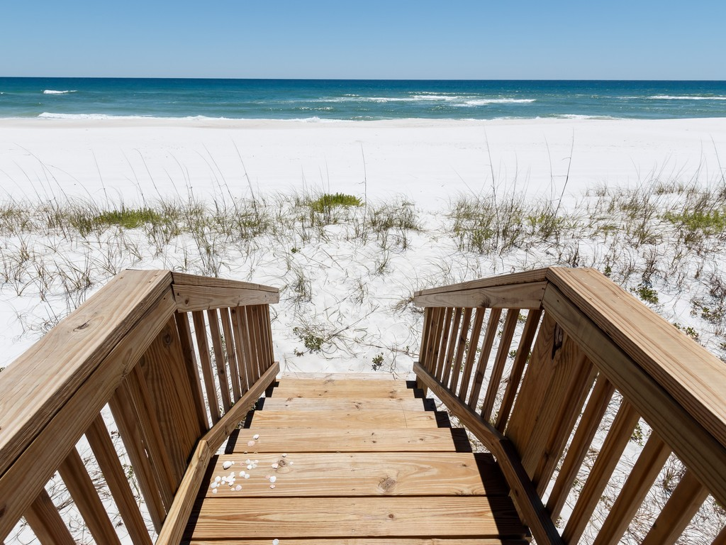 Here At Last House/Cottage rental in Navarre Beach House Rentals in Navarre Florida - #50