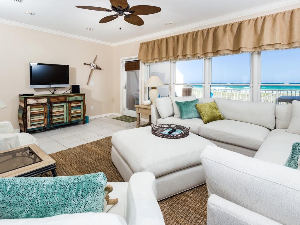 La Casa Rosada House/Cottage rental in Navarre Beach House Rentals in Navarre Florida - #1