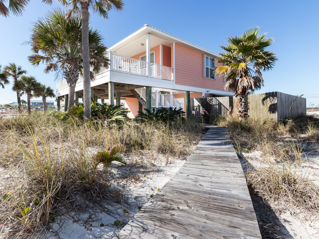 Lifes A Peach! House / Cottage rental in Navarre Beach House Rentals in Navarre Florida - #19