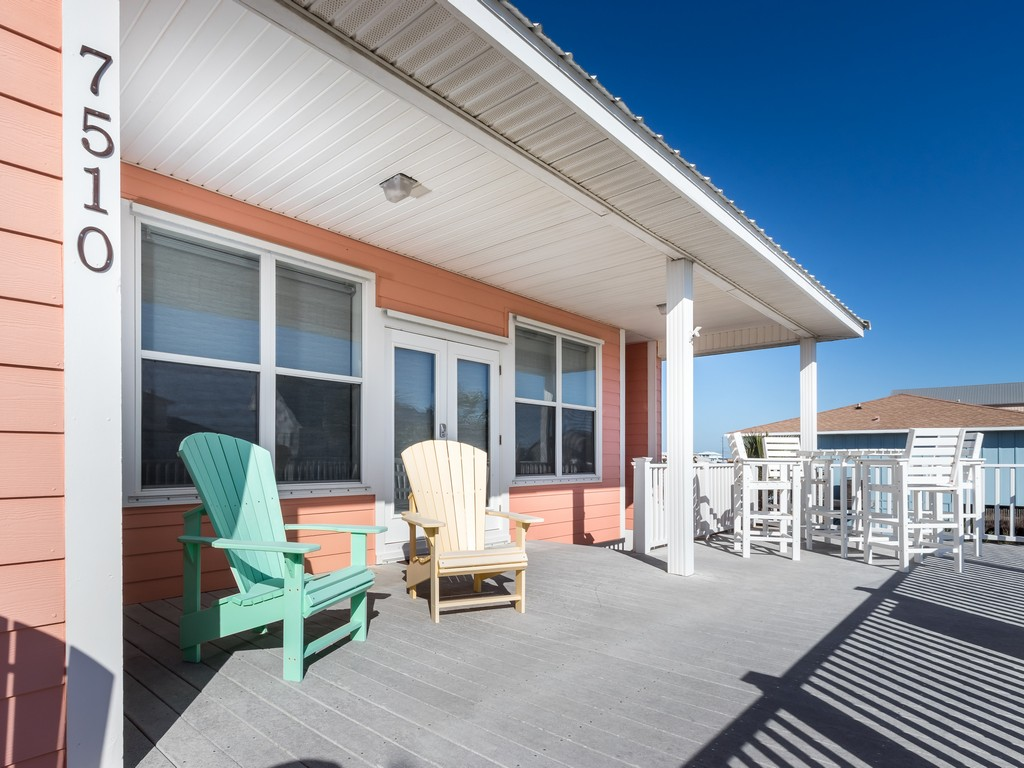 Lifes A Peach! House / Cottage rental in Navarre Beach House Rentals in Navarre Florida - #24