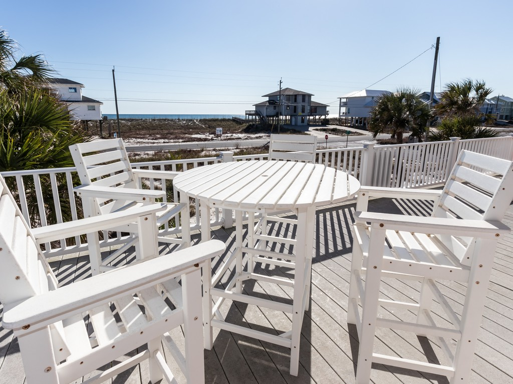 Lifes A Peach! House / Cottage rental in Navarre Beach House Rentals in Navarre Florida - #25