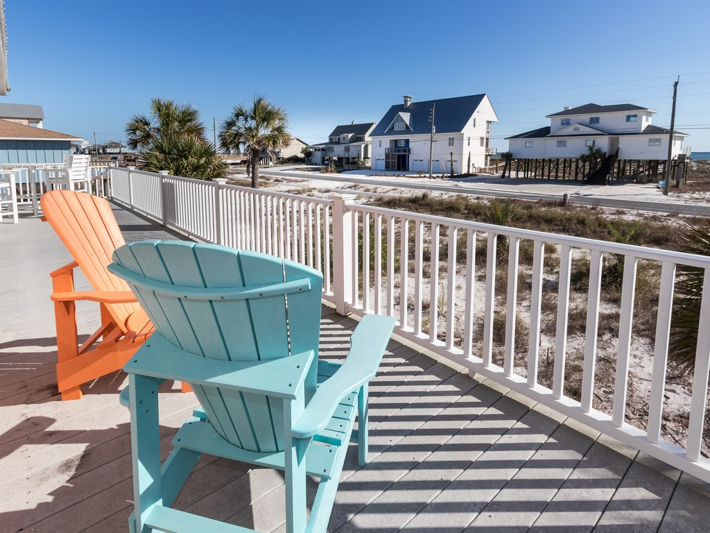 Lifes A Peach! House / Cottage rental in Navarre Beach House Rentals in Navarre Florida - #27
