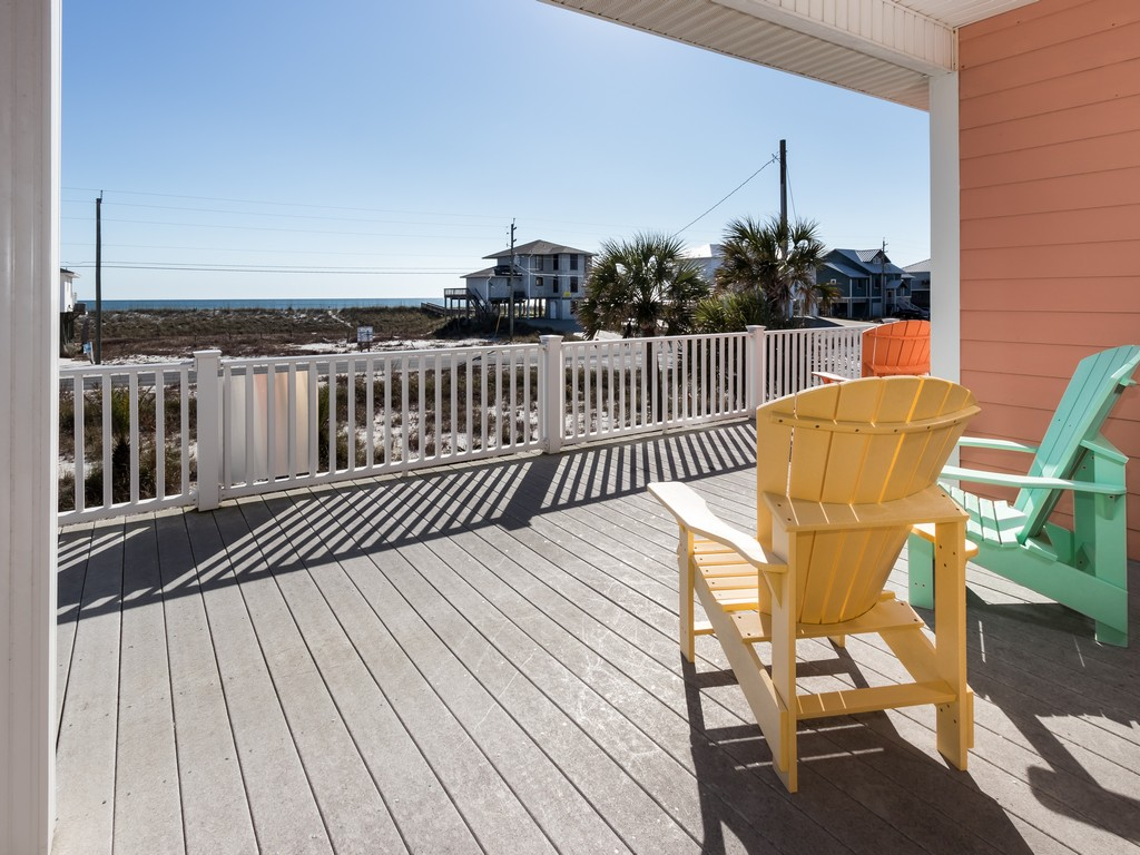 Lifes A Peach! House / Cottage rental in Navarre Beach House Rentals in Navarre Florida - #28