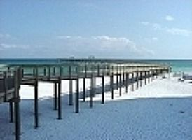 Navarre Beach Fishing Pier in Navarre Florida