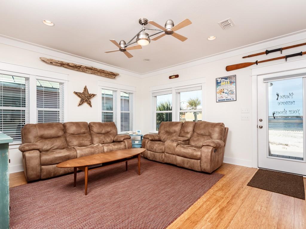 Salt Life Soulmates House/Cottage rental in Navarre Beach House Rentals in Navarre Florida - #8
