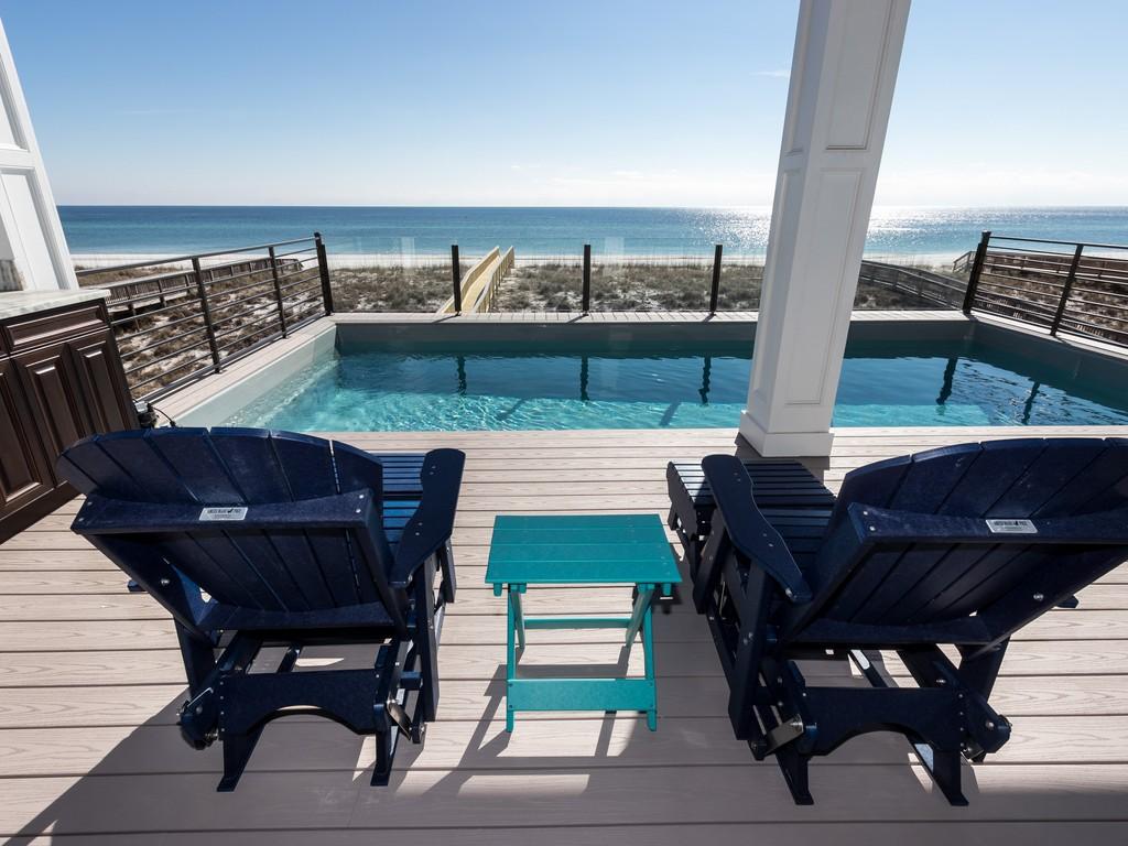 The Salt Life House/Cottage rental in Navarre Beach House Rentals in Navarre Florida - #1