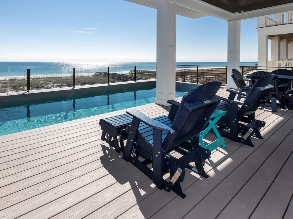 The Salt Life House/Cottage rental in Navarre Beach House Rentals in Navarre Florida - #4