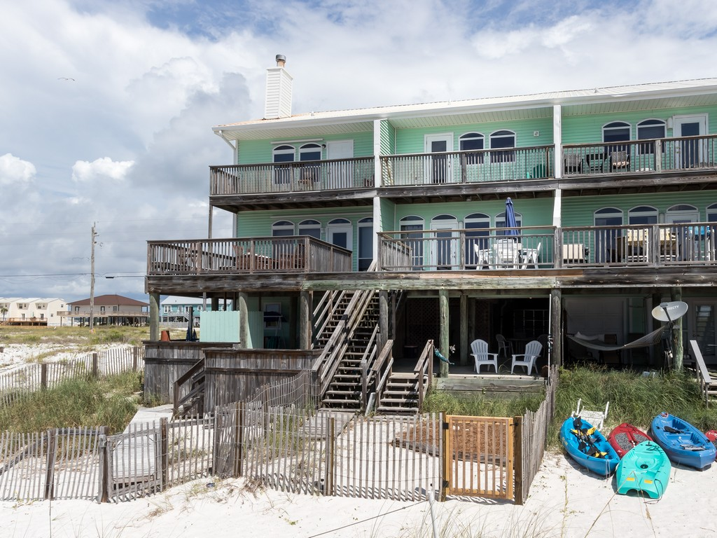 This Is It Townhome House / Cottage rental in Navarre Beach House Rentals in Navarre Florida - #33
