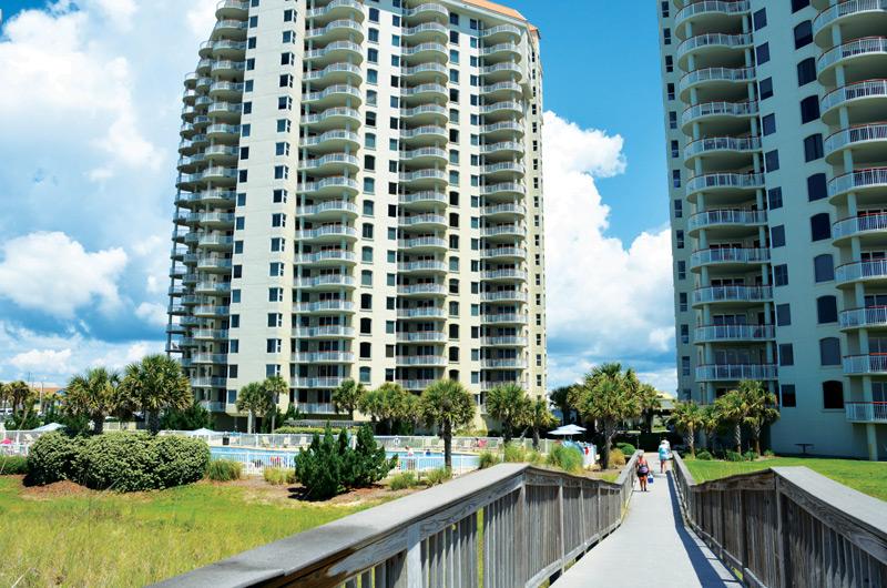 Beach Colony in Navarre Beach FL
