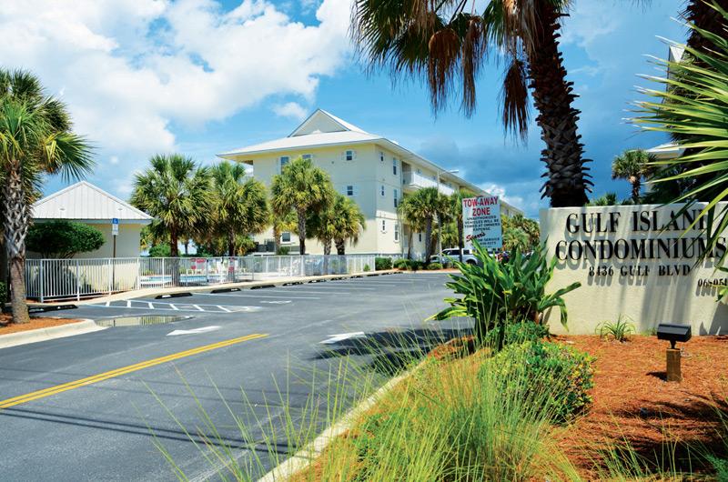 Gulf Island Condos in Navarre Beach FL