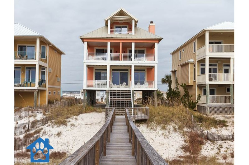 Beach Houses in Navarre Beach FL