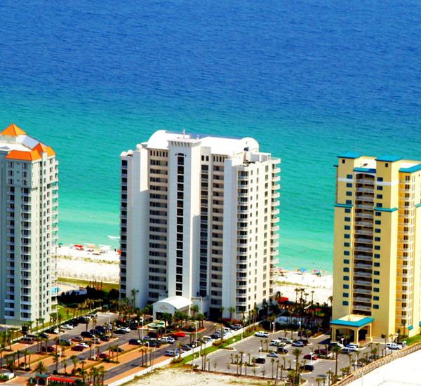 Condo Rental Search: Pearl Condominiums In Navarre Beach, Florida, Condo