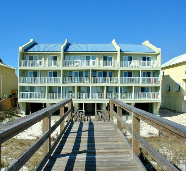 Condo Rentals In: Sandollar Condominiums Navarre Beach FL