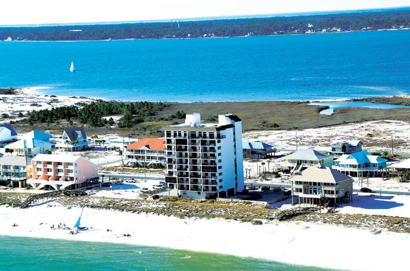 Sundunes Navarre Beach Florida Beachguide Vacation Als