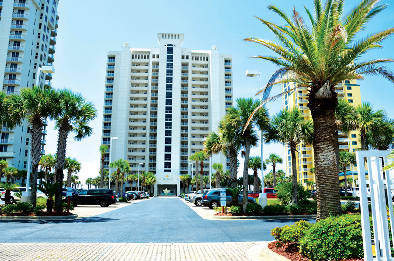 The Pearl of Navarre Beach