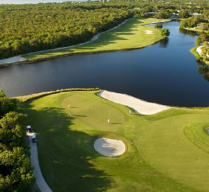 Ocean Reef Golf Club in Key Largo Florida