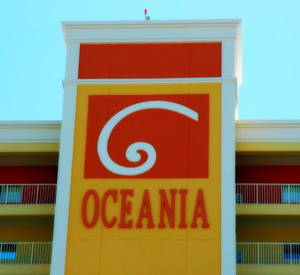Oceania on Holiday Isle in Destin Florida. in Destin Florida
