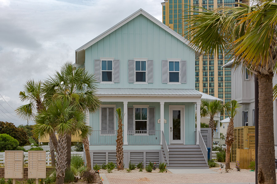 Crystal Paradise House / Cottage rental in Orange Beach Vacation Homes in Orange Beach Alabama - #1