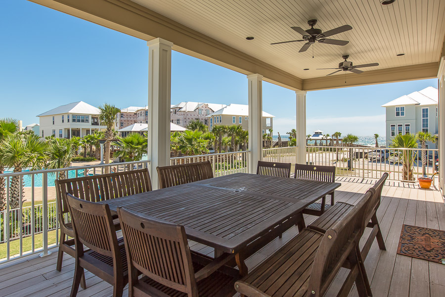 Perfect Pace Of Play House / Cottage rental in Orange Beach Vacation Homes in Orange Beach Alabama - #25