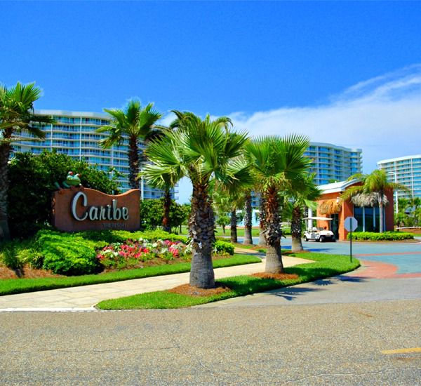 Gorgeous Caribe Resort in Orange Beach Alabama
