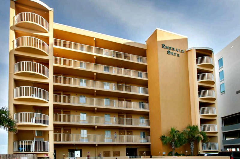Emerald Skye 1 Bedroom Beachfront Condos Orange Beach