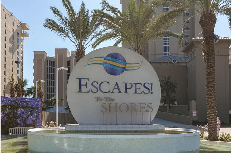 Escapes! To the Shores in Orange Beach AL