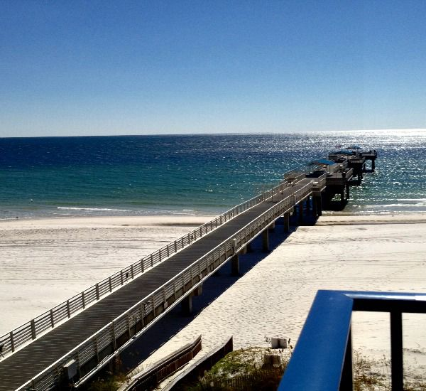 Pier at Four Seasons in Orange Beach Alabama