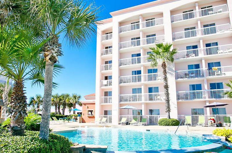 Holiday Inn Express on the Beach Hotel