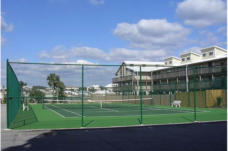 Play a round of tennis at Lei Lani in Orange Beach Alabama