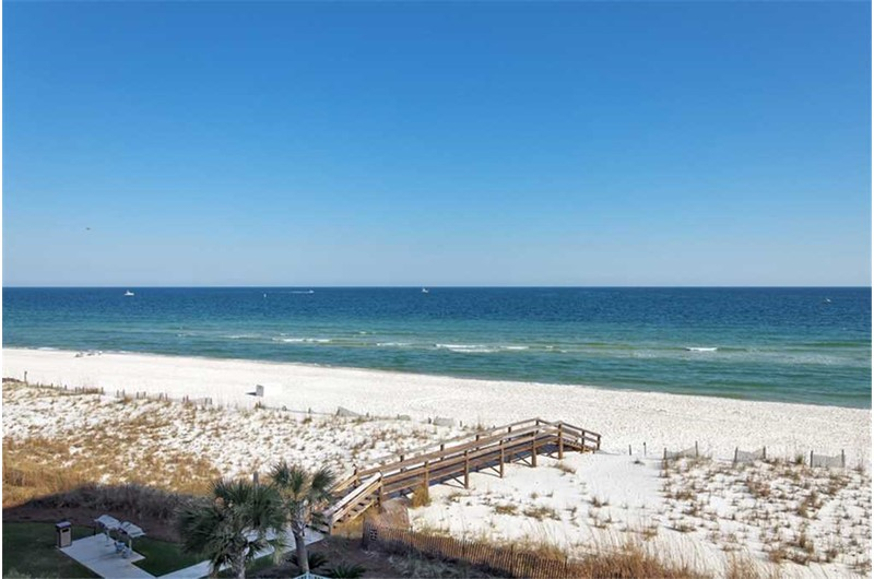 View from Marlin Key in Orange Beach Alabama
