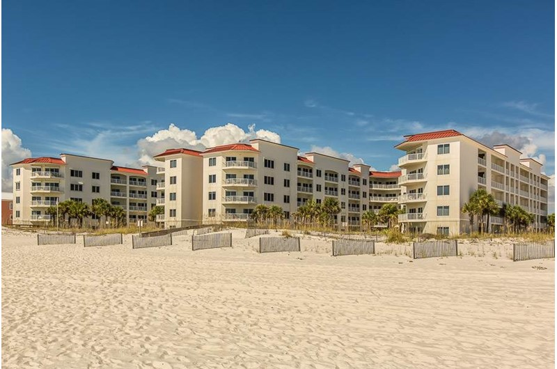 Palm Beach Condo in Orange Beach Alabama is directly beach front