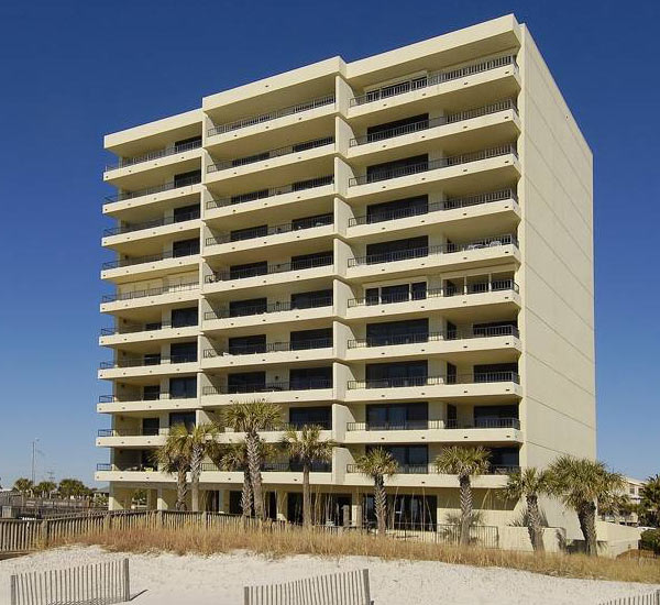 Beachfront property Perdido Quay in Orange Beach AL