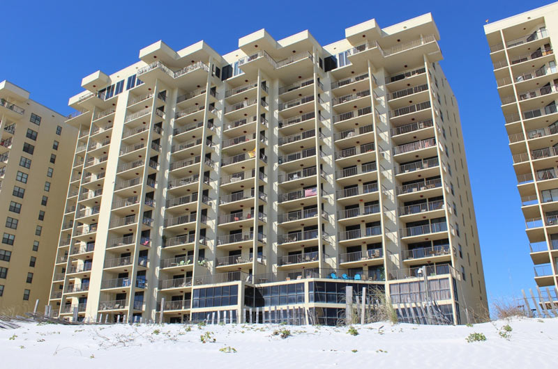 Beachfront Phoenix I in Orange Beach AL