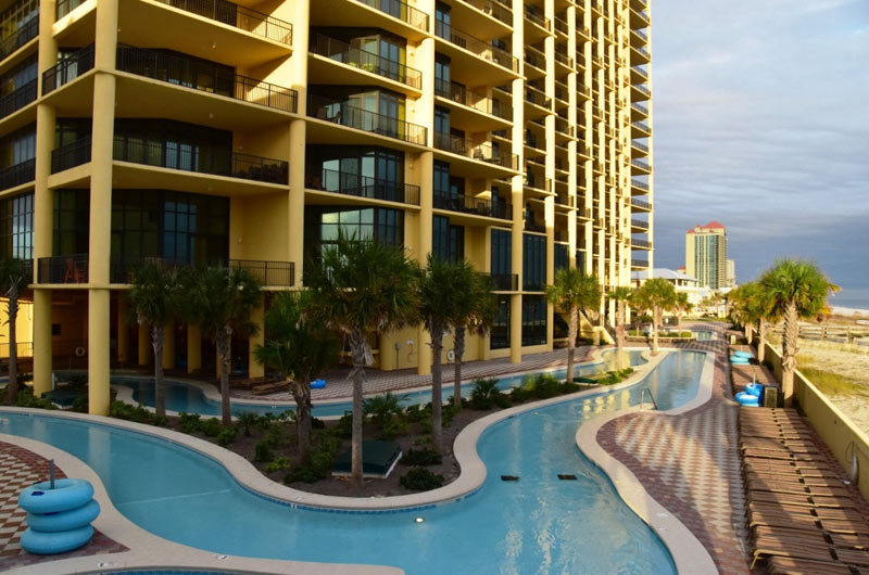 Beachfront Phoenix West in Orange Beach AL