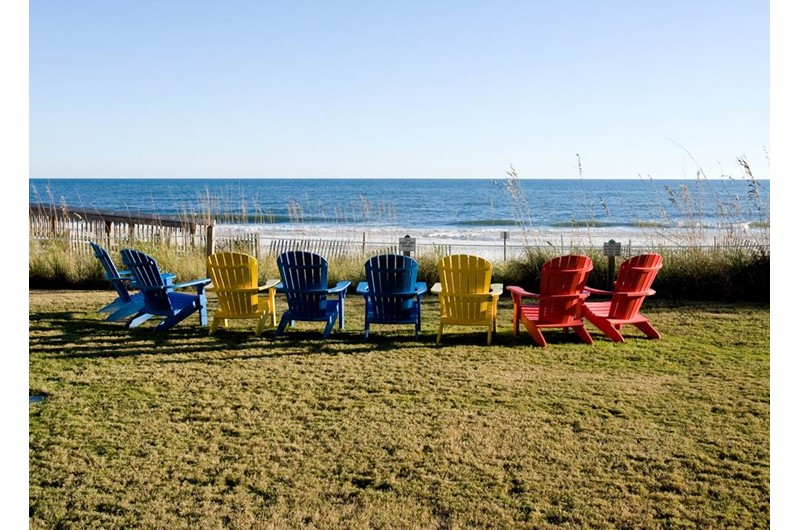 Seaside Beach and Racquet Club