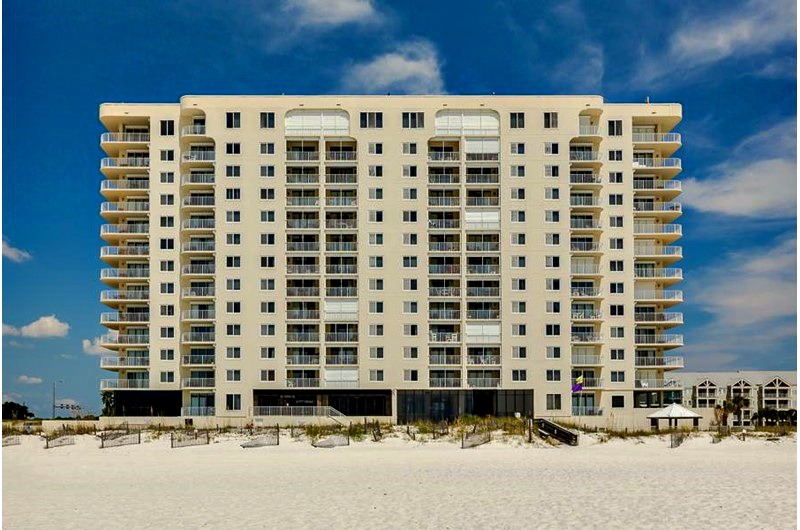 Beachfront Summerchase Condominiums in Orange Beach AL