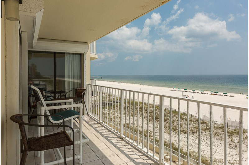 Gorgeous view from Summerchase Condominiums in Orange Beach AL