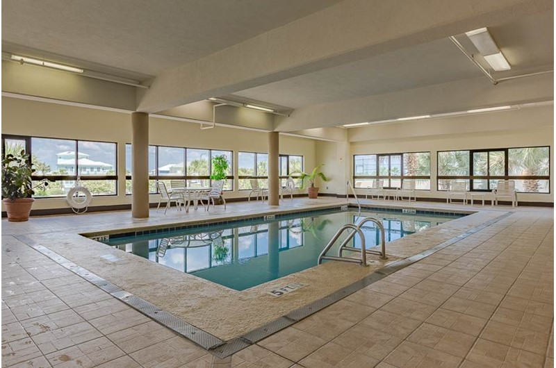 The Palms Orange Beach has a great indoor pool.