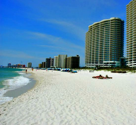 Turquoise Place is a lovely beach front property in Orange Beach Alabama