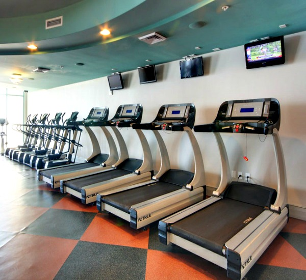Fitness Center - Turquoise Place Orange Beach Alabama