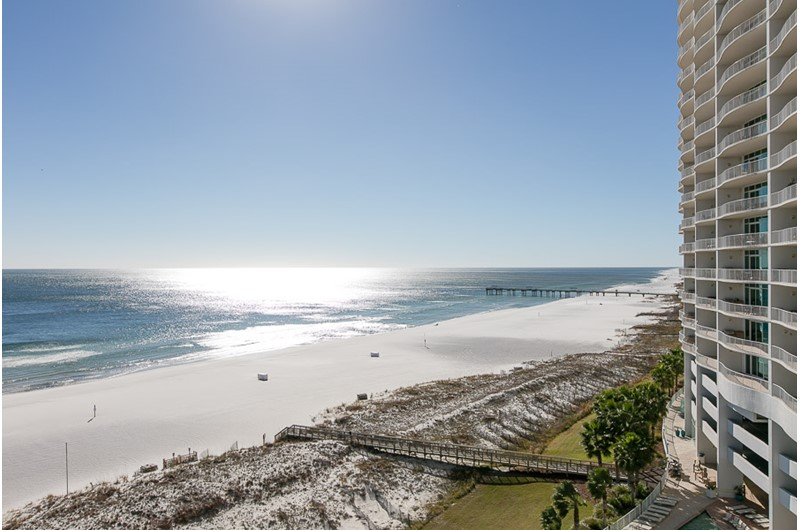 Gorgeous views from Turquoise Place in Orange Beach AL