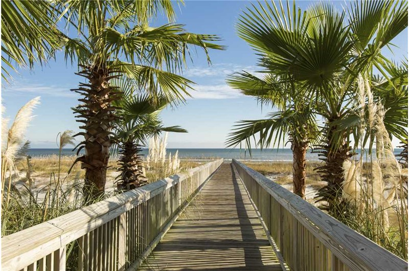 The Boardwalk at Turquoise Place in Orange Beach Alabama