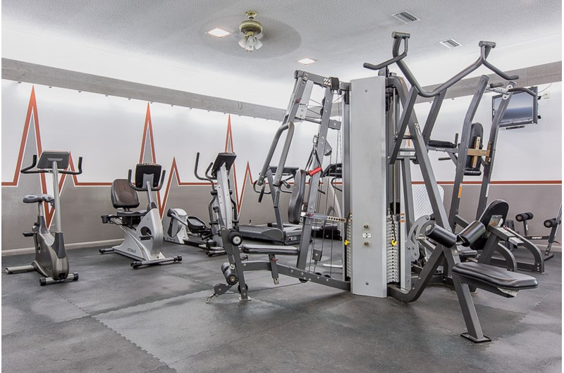 Enjoy a nice workout at Windward Pointe Condominiums in Orange Beach Alabama