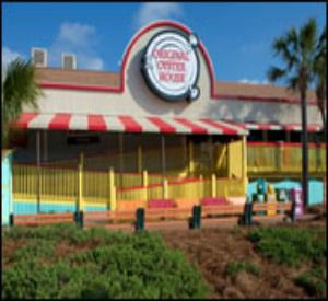 Original Oyster House Seafood Restaurant in Gulf Shores Alabama