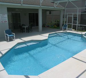 The Hampton Lakes in Orlando Florida