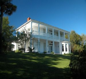 Orman House Historic State Park in Apalachicola Florida