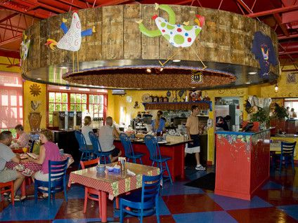 Over Easy Cafe in Sanibel-Captiva Florida