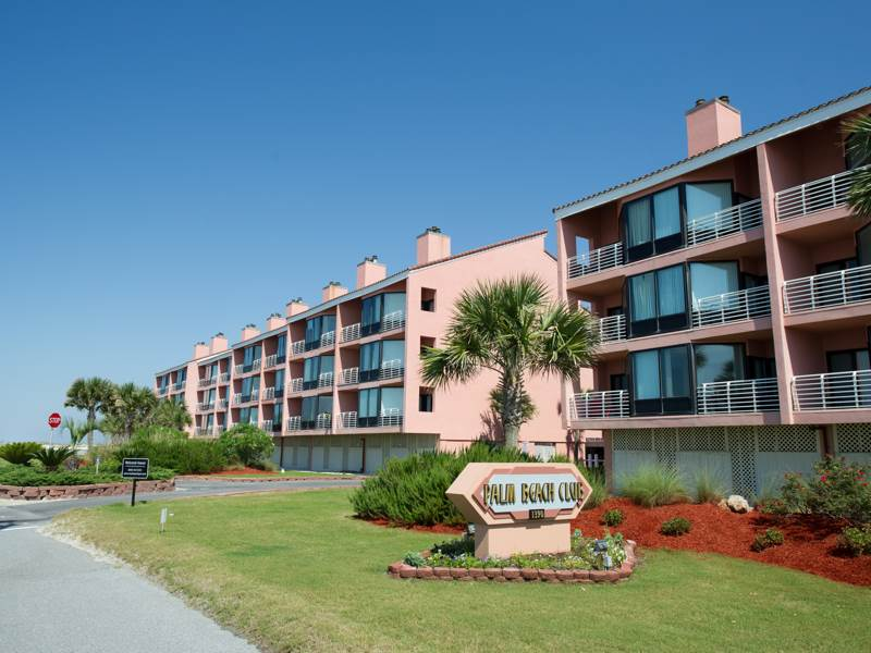 Palm Beach Club 2-256 Condo rental in Palm Beach Club Pensacola Beach in Pensacola Beach Florida - #24